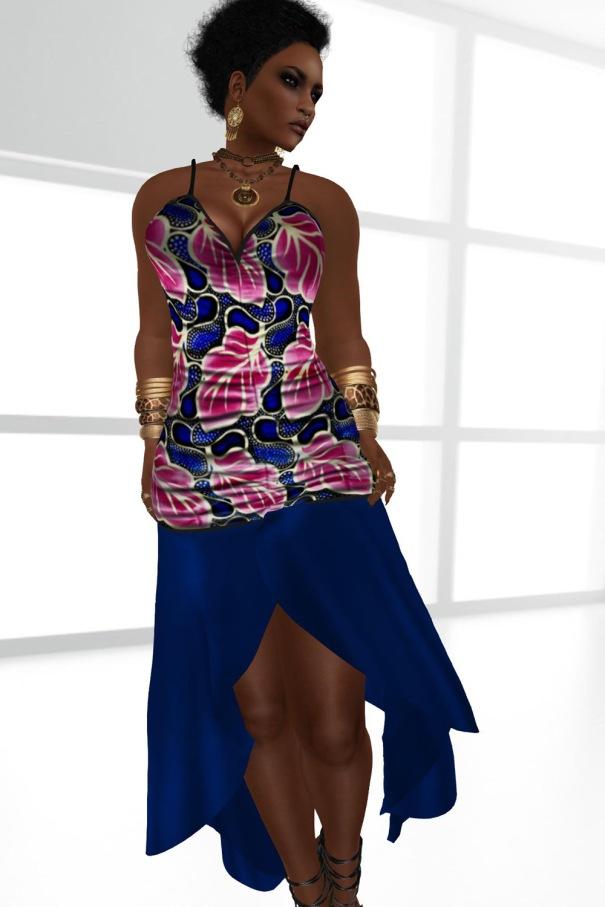 {FAFA} Tapiwa Dress